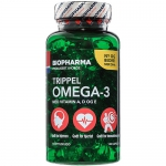 Biopharma Trippel Omega-3 (144 капс)
