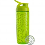 BlenderBottle SportMixer Sleek зеленый 828 мл