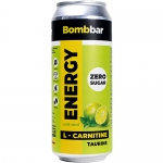 Bombbar Напиток Energy + L-Carnitine (500 мл)