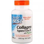 Doctor's Best Collagen Types 1 & 3 (180 таб)