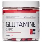 LevelUp Glutamine (270 капс)