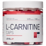 LevelUp L-Carnitine Caps (240 капс)