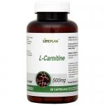 Lifeplan L-Carnitine (60 капс)