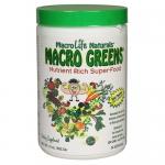 Macrolife Macro Greens (283 гр)