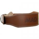 MadMax Leather Belt коричневый