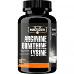 Maxler Arginine-Ornithine-Lysine (100 капс)