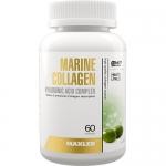 Maxler Marine Collagen + Hyaluronic Acid complex (60 капс)