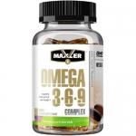 Maxler Omega 3-6-9 Complex (90 капс)