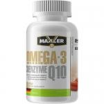 Maxler Omega-3 Coenzyme Q10 (60 капс)