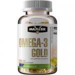 Maxler Omega-3 Gold (120 капс)
