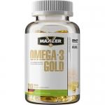 Maxler Omega-3 Gold (240 капс)
