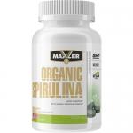 Maxler Organic Spirulina (180 таб)