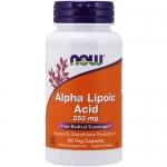 NOW Alpha Lipoic Acid 250mg (60 капс)