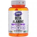 NOW Beta-Alanine (120 капс)