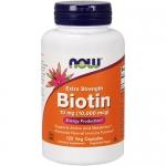 NOW Biotin (120 капс)