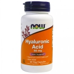 NOW Hyaluronic Acid (60 капс)