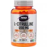 NOW L-Citrulline (120 таб)