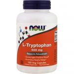NOW L-Tryptophan (120 капс)