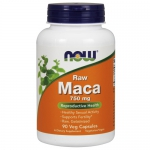 NOW Maca Raw 750 мг (90 капс)