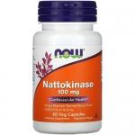 NOW Nattokinase (60 капс)