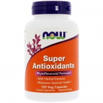 NOW Super Antioxidants (120 капс)