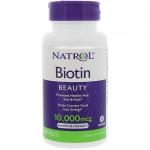 Natrol Biotin (100 таб)
