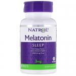 Natrol Melatonin 3mg (60 таб)