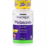 Natrol Melatonin Fast Dissolve 3mg (90 таб)