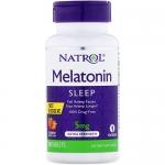 Natrol Melatonin Fast Dissolve 5mg (90 таб)