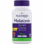 Natrol Melatonin Fast Dissolve 10mg (60 таб)