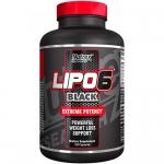 Nutrex Lipo-6 Black (120 капс)