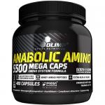 Olimp Anabolic Amino 5500 (400 капс)