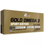 Olimp Gold Omega 3 Sport Edition (120 капс)
