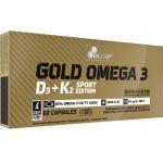 Olimp Gold Omega 3 D3+K2 (60 капс)