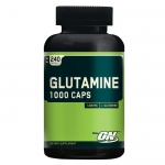 Optimum Nutrition Glutamine 1000mg (240 капс)