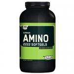Optimum Nutrition Superior Amino 2222 (300 гелькапс)