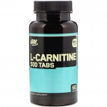 Optimum Nutrition L-Carnitine (60 таб)