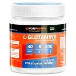 PureProtein L-Glutamine (200 гр)