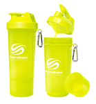 SmartShake Slim Yellow 500 мл.