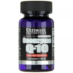 Ultimate Nutrition Coenzyme Q-10 (30 капс)