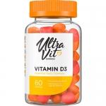 UltraVit Vitamin D3 (60 жев. таб)