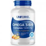 Uniforce Omega 3-6-9 Complex (90 капс)