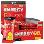 VPLab Energy Gel (41 гр), цитрус
