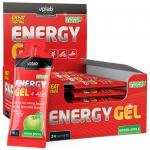 VPLab Energy Gel + Caffeine (41 гр), зеленое яблоко