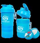 SmartShake Neon blue 600 мл.
